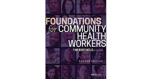 Foundations for Community Health Workers (Paperback) - image 1 of 1