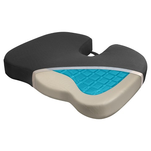 Wagan Relax Fusion Coccyx Seat Memory Cushion - image 1 of 8