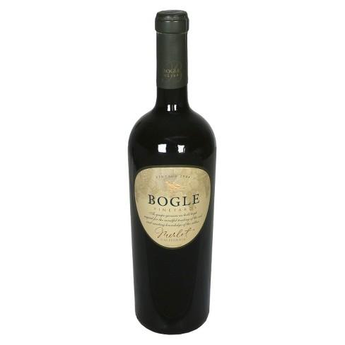 Bogle Vineyards Merlot - 750ml Bottle - image 1 of 1