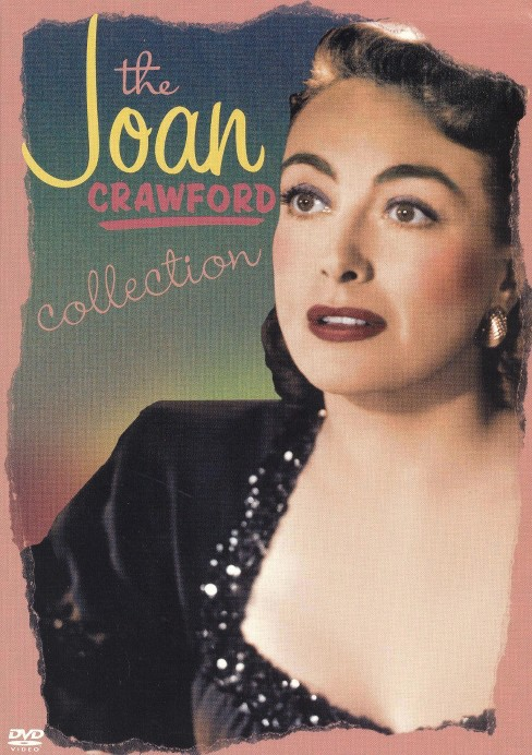 Joan crawford collection (DVD) - image 1 of 1