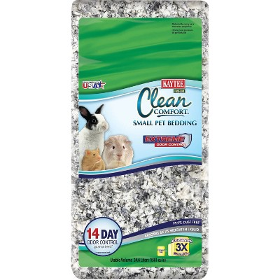 Kaytee Clean Comfort Extreme Odor Control Small Pet Bedding - 24.6L