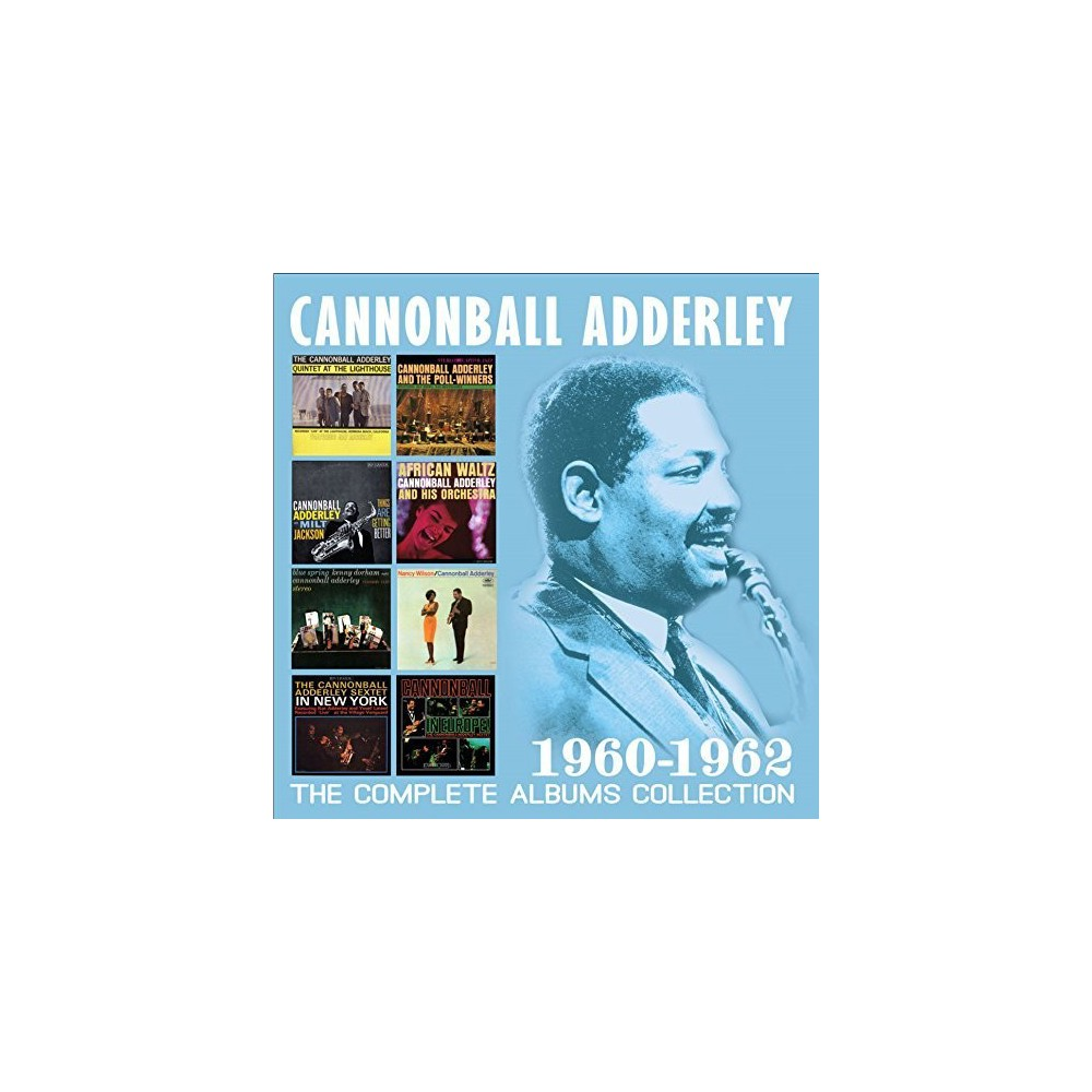 Cannonball Adderley - Complete Albums Collection:60-62 (CD)
