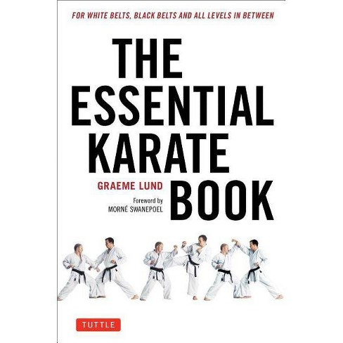 The Essential Karate Book - by  Graeme Lund (Paperback) - image 1 of 1