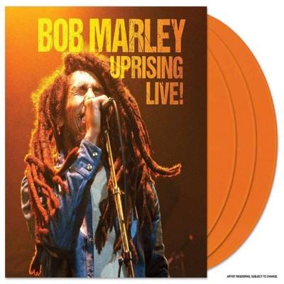 Bob Marley - Uprising Live! (Live From Westfalenhallen, 1980) (3 LP) (Orange) (Vinyl)