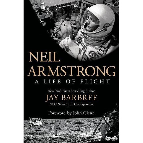 Neil Armstrong - by  Jay Barbree (Hardcover) - image 1 of 1