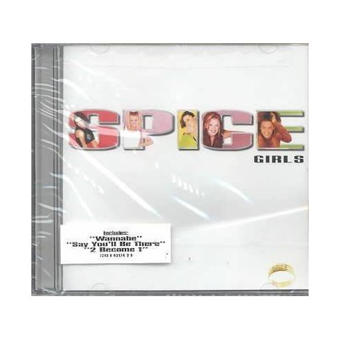 Spice Girls - Spice (CD) - image 1 of 2