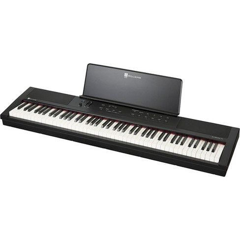 Williams Allegro III Digital Piano Black 88 Key