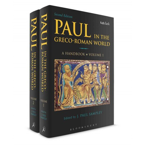 Paul in the Greco-Roman World : A Handbook (Hardcover) (J. Paul (EDT) Sampley) - image 1 of 1