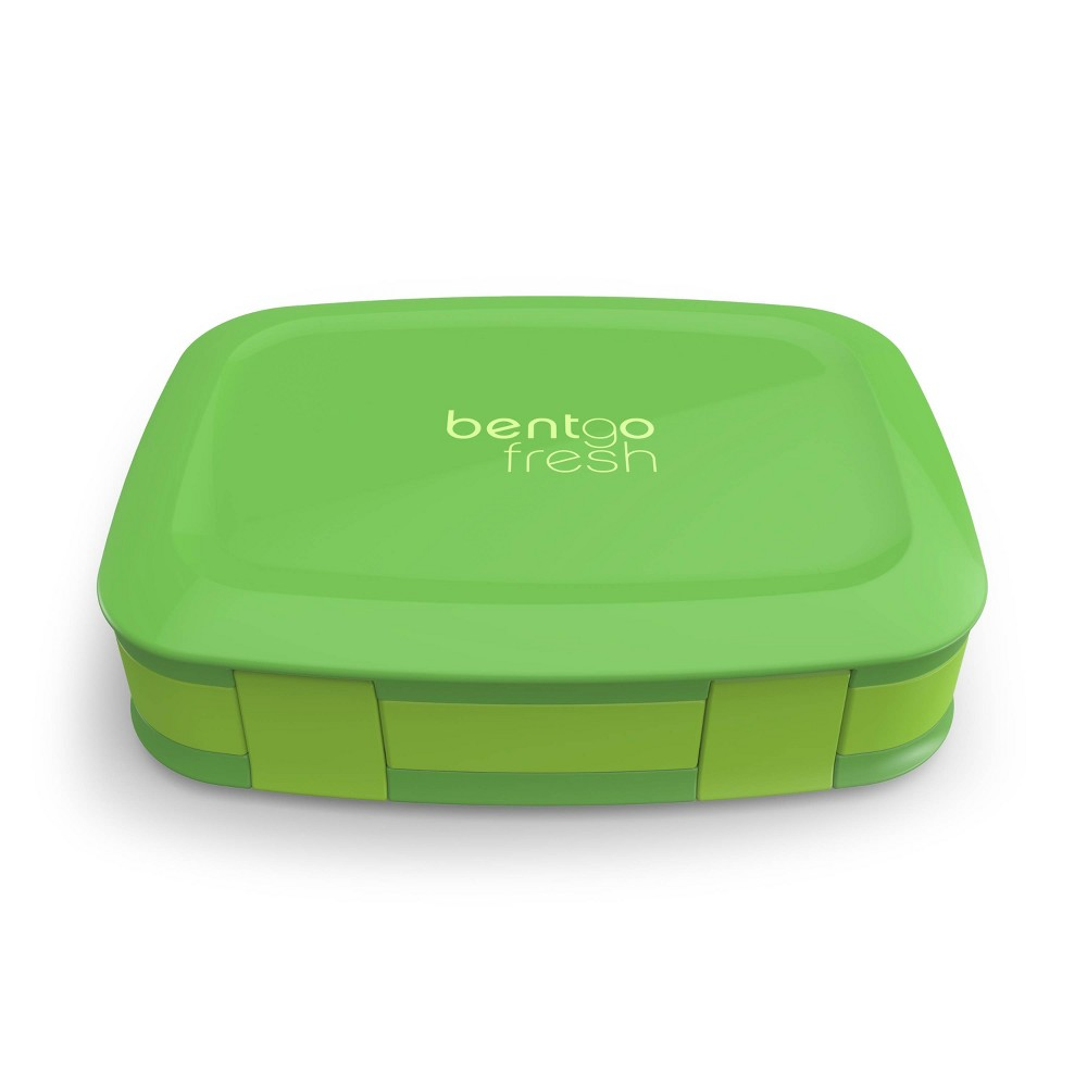 Image of Bentgo Fresh Leakproof Lunch Box - Green