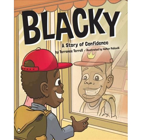 Blacky (Hardcover) (Terrence Terrell) - image 1 of 1