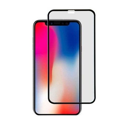 MYBAT Tempered Glass LCD Screen Protector Film Cover For Apple iPhone XR