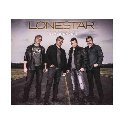 Lonestar - Never Enders (CD) - image 1 of 1