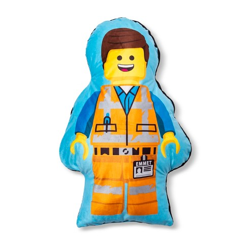 LEGO Movie 2 Awesome Emmet Throw Pillow - image 1 of 1