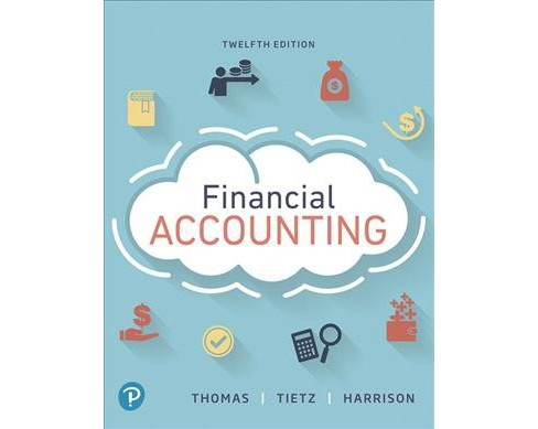 Financial Accounting -  (Hardcover) - image 1 of 1