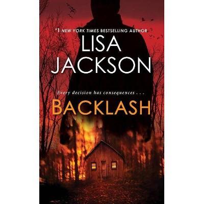 Backlash -  by Lisa Jackson (Paperback)