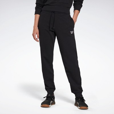 Reebok Identity French Terry Pants Womens Athletic Pants