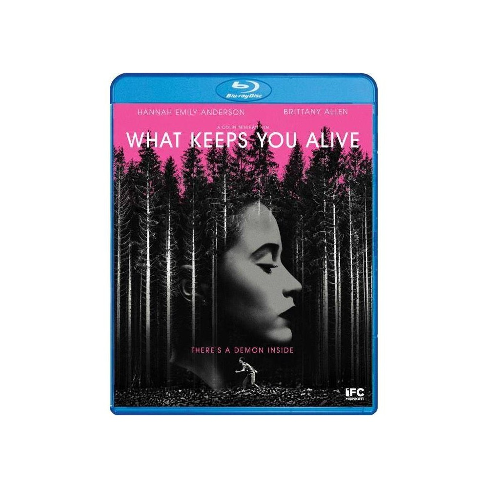 What Keeps You Alive (Blu-ray)(2018) Buy