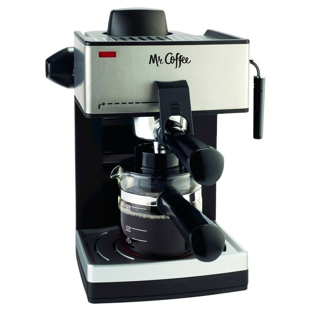Mr Coffee 174 Steam Espresso Cappuccino Maker Ecm160 Np