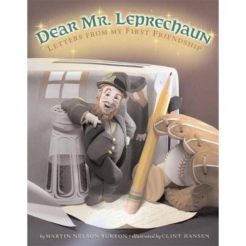 Dear Mr. Leprechaun - by  Martin Burton (Hardcover) - image 1 of 1