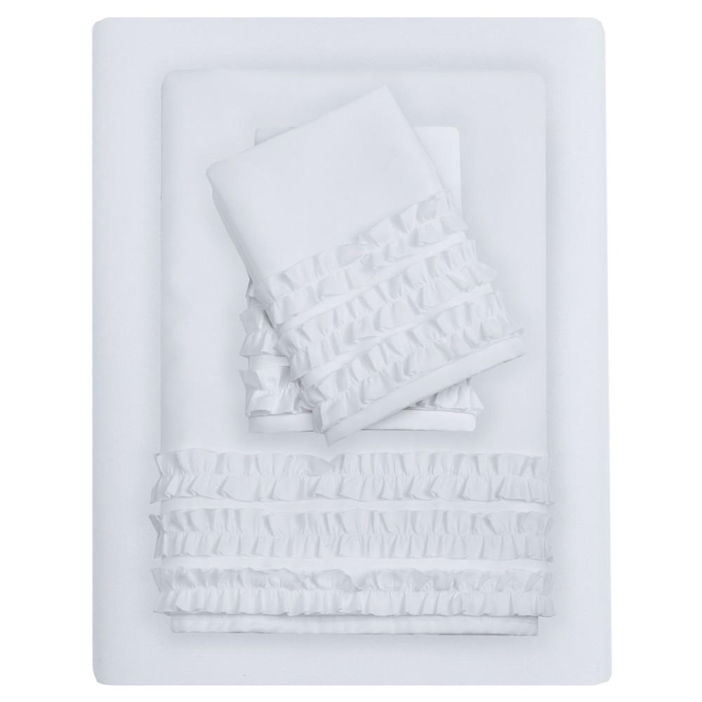 Sheet Sets White Twin, Sheet Sets