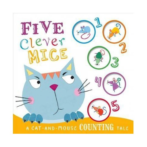 Five Clever Mice - by  Igloo Books (Board_book) - image 1 of 1