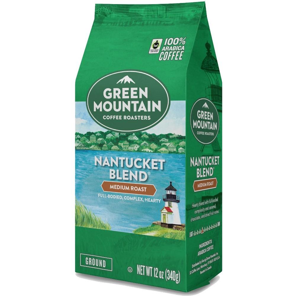 Green Mountain Coffee Nantucket Blend Medium Roast Ground Coffee - 12oz