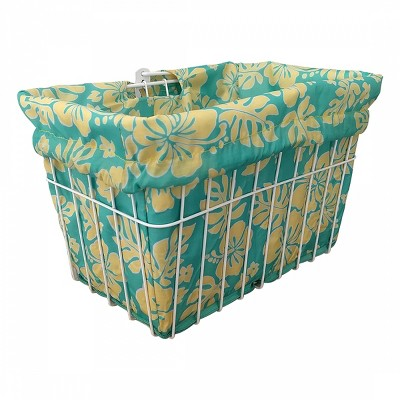 Cruiser Candy Reversible Bike Basket Liner Basket Accessory
