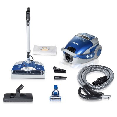 Prolux TerraVac Deluxe Series 5-Speed Cannister Vacuum with HEPA Filter