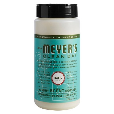 Mrs. Meyer's® Basil Scent Laundry Scent Booster - 18oz
