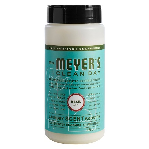 Mrs. Meyer's Basil Scent Laundry Scent Booster - 18oz - image 1 of 1