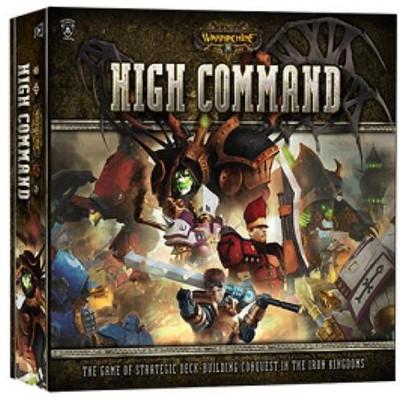 Warmachine - High Command Board Game