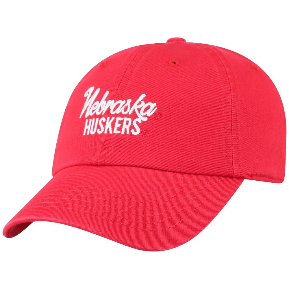 NCAA Nebraska Cornhuskers Women's Starlit Baseball Hat