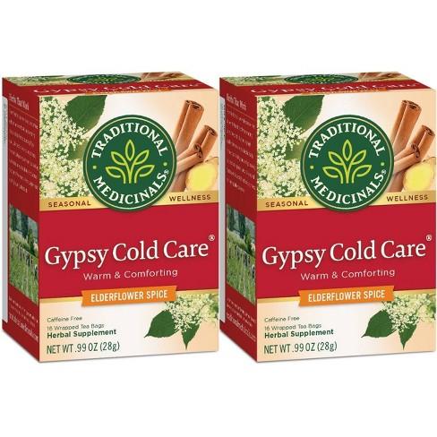 Traditional Medicinals Gypsy Cold Care Organic Tea - 32ct - image 1 of 3