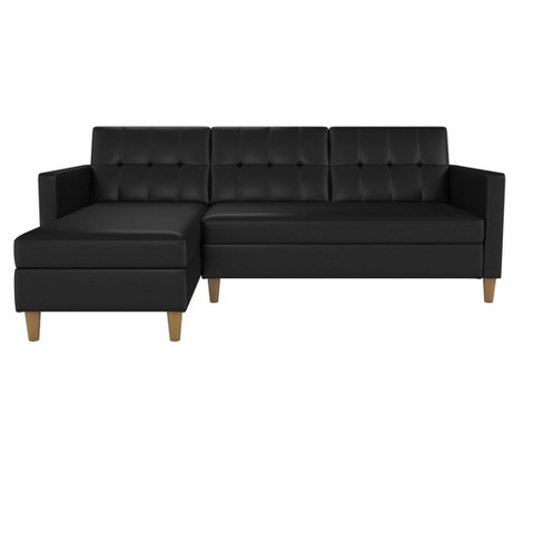 Hartford Storage Sectional Futon - Dorel Home Products - image 1 of 15