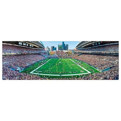NFL Seattle Seahawks 1000pc Jigsaw Puzzle - image 1 of 3