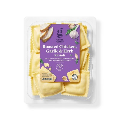 Roasted Chicken, Garlic & Herb Ravioli - 9oz - Good & Gather™