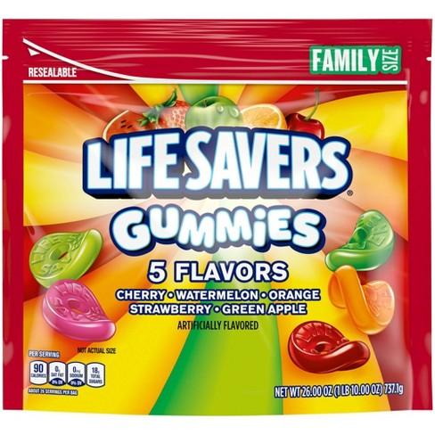 Lifesaver Gummies 5 Flavor Variety Family SUP - 26oz - image 1 of 4