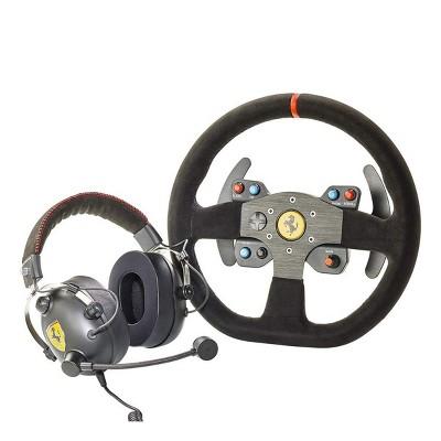 ThrustMaster Ferrari Alcantara Race Bundle - PC