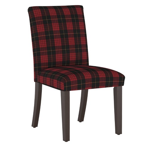 Dining Chair Mcqueen Beaujolais - Skyline Furniture - image 1 of 4