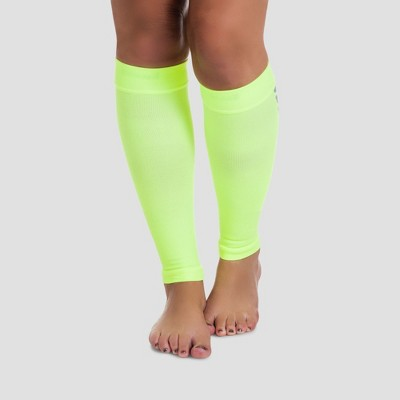 Trademark Global Calf Compression Running Sleeve Socks