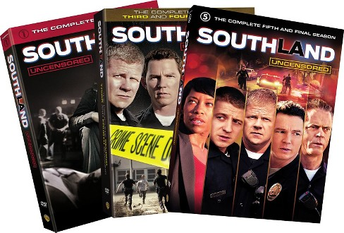 Southland:Complete series 1-5 (DVD) - image 1 of 1