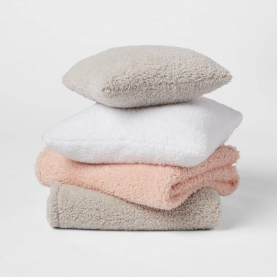 Coordinating Faux Sherpa Styles Collection - Room Essentials™