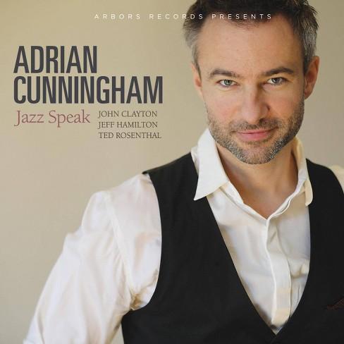 Adrian Cunningham - Jazz Speak (CD) - image 1 of 1