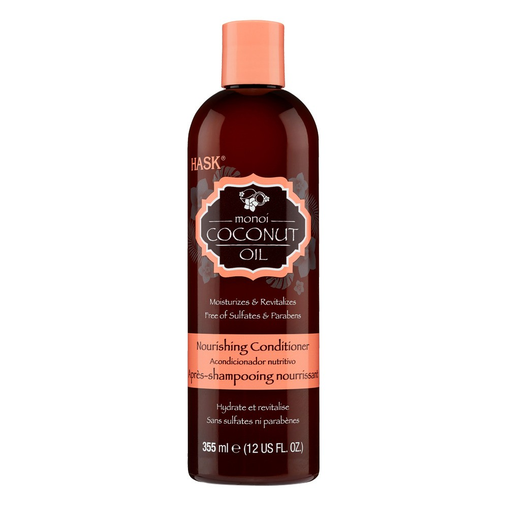 Image of Hask Coconut Oil Nourishing Conditioner - 12 fl oz