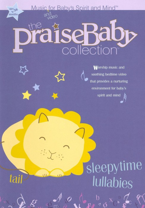 Praise baby collection:Sleepytime lul (DVD) - image 1 of 1