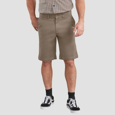 "Dickies Men's X-Series FLEX 11"" Active Waist Washed Chino Shorts"