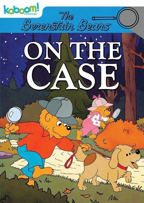 Berenstain bears:On the case (DVD) - image 1 of 1