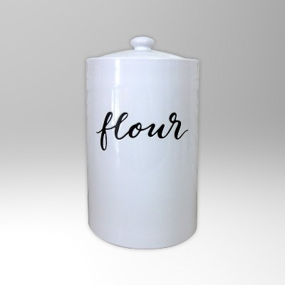 78oz Food Storage Canister White - Threshold™
