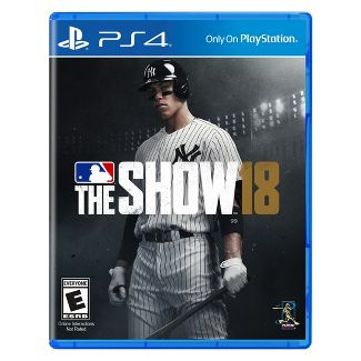 MLB The Show 18 - PlayStation 4