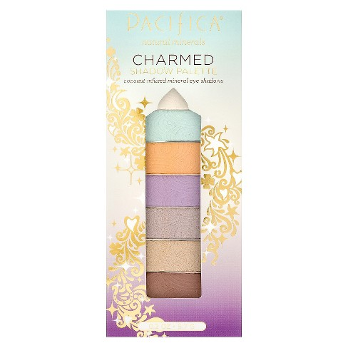Pacifica Eye Shadow Palette - Charmed 0.24oz - image 1 of 1